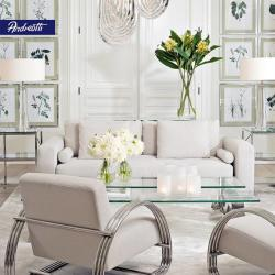 Andreotti Furniture - Classic Living Room Furniture