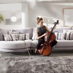 Andreotti Furniture - Opera Fama Sofas