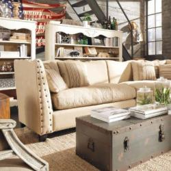 Andreotti Furniture - Vintage Living Room Furniture