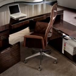Andreotti Furniture - Vogue Classic Office Furniture Collection