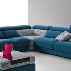 Elizantre - Vera Rinconera Modern Sofa