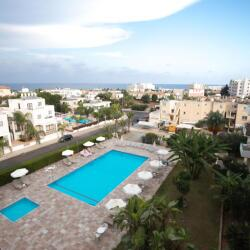 Debbie Xenia Protaras Hotel Apartments Pools