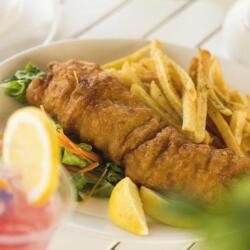 Psarolimano Fish And Chips