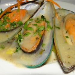 Psarolimano Mussels