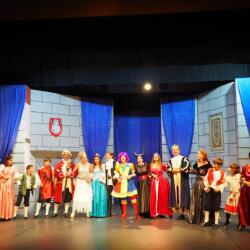 Act Anglo Cypriot Theatre Sleeping Beauty Performance