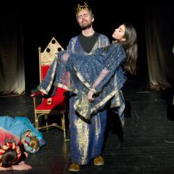 Act Anglo Cypriot Theatre Spring Production Of A Bunch Of Amateurs