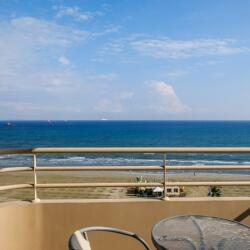 Larnaca Property Two Bedroom Apartment On The Beach View