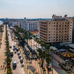 Larnaca Property Two Bedroom Apartment On The Beach