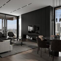 Limassol Property Agios Nektarios Contemporary Apartments Indoors