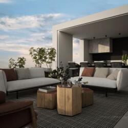 Limassol Property Agios Nektarios Contemporary Apartments Roof Garden