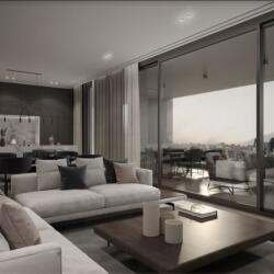 Limassol Property Contemporary Low Rise Residential Complex Indoors