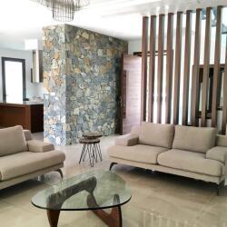 Limassol Property Luxury 4 Bedroom Villa In Agios Tychonas Indoors