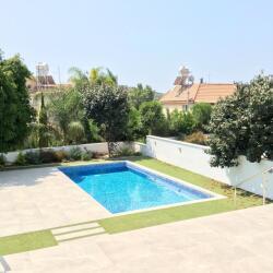 Limassol Property Luxury 4 Bedroom Villa In Agios Tychonas Pool
