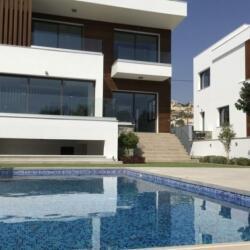 Limassol Property Luxury 4 Bedroom Villa In Agios Tychonas