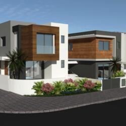 Limassol Property Modern 3 Bedroom Houses For Sale