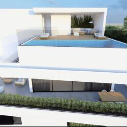 Limassol Property Modern Apartments In City Center Pool