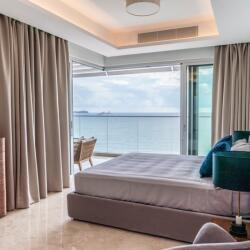 Limassol Property Ultra Luxury Apartments Complex Bedroom