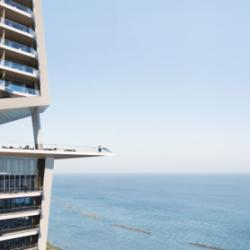 Cybarco Trilogy Limassol Seafront View