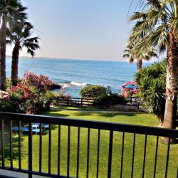 Rododafni Beach Apartments Rooms View