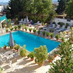 Nicos Olympia Hotel Apartments Pool
