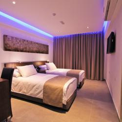 Achilleos City Hotel In Larnaca Family Room