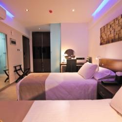 Achilleos City Hotel In Larnaca Standard Room