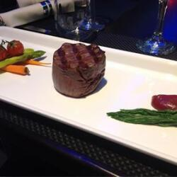 Andria Restaurant Grilled Angus Fillet Steak
