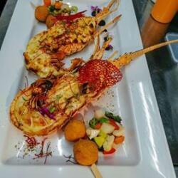 Andria Restaurant Lobster