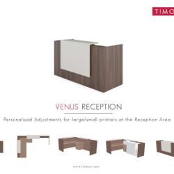 Timoset - Venus Reception Desk
