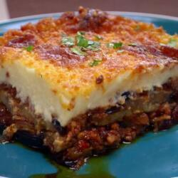 Mandra Tavern Traditional Mousaka