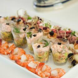 Creations Catering Cold Appetizers