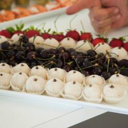 Creations Catering Desserts And Fruits