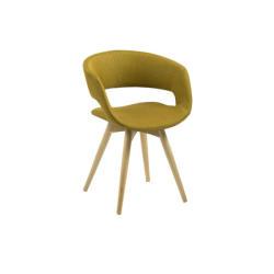 Xinaris - Grace Fabric Dining Chair
