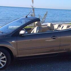 Regency Cabrio Car Hire