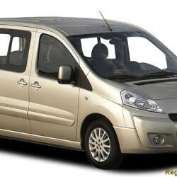 Regency Mini Van Car Hire