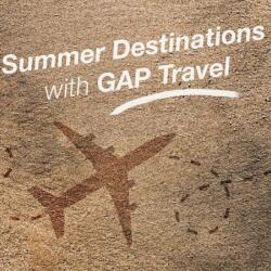 Summer Destinations With Gap Travel
