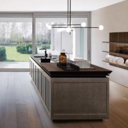 Askotis and Sons - Modern Kitchen With Island