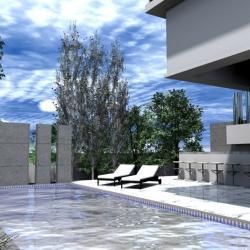 Lefkaritis Residence Outdoors