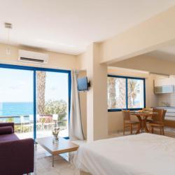 Vrachia Beach Resort Superior Studio Full Sea View