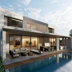 Aihouse Private Residence Outdoor Living Acharchitects