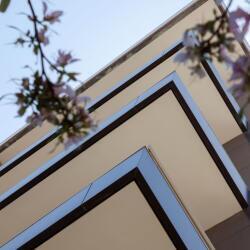 Sans Soucis Apartment Marble Claddingacharchitects