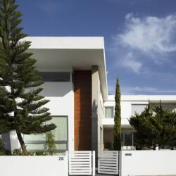 Tghouse Private Residence Modern Design Acharchitects