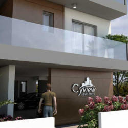 Cyview Developers Apartments In Latsia