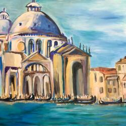 Christina Drakos Painting