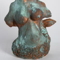 Christina Drakos Sculture Mermaid