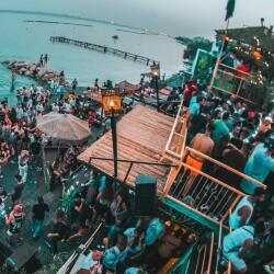 Guaba Beach Bar In Limassol