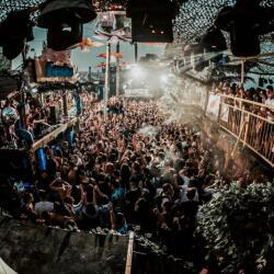 Guaba Beach Bar Parties