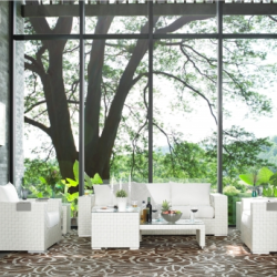 Sotos Outdoor - Tatta Iii Outdoor Lounge Set