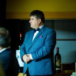 Spectus Wine And Spirit Managing Director Mr George Hadjikyriacos