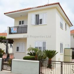 3 Bedroom Detached Villa Pernera